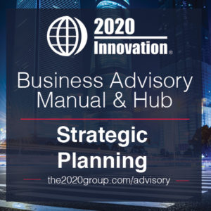 2020 Innovation - Business Advisory Strategic Planning